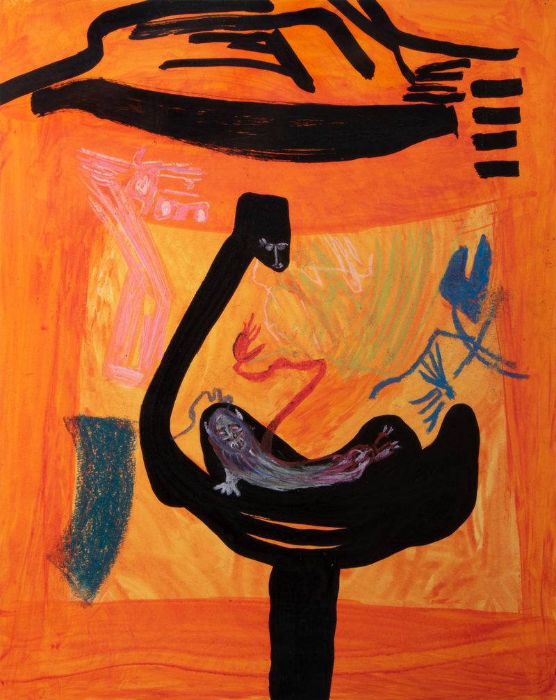 La siriquisiaca | Guadalupe Huerta Tonantzin