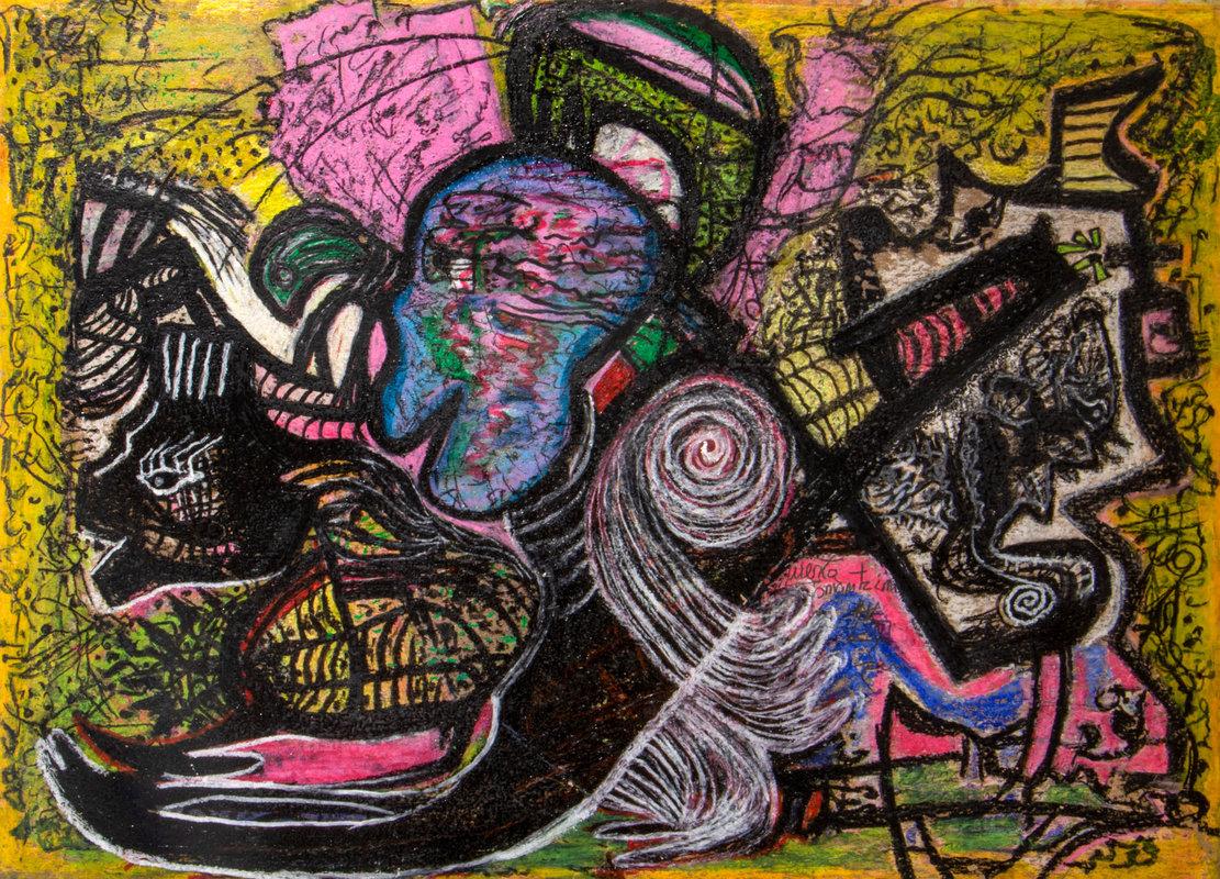 Guadalupe Huerta  / Sellos de mi memoria | Guadalupe Huerta Tonantzin