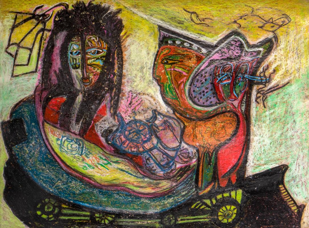 Madre Tonantzin viaja con sus hijos | Guadalupe Huerta Tonantzin
