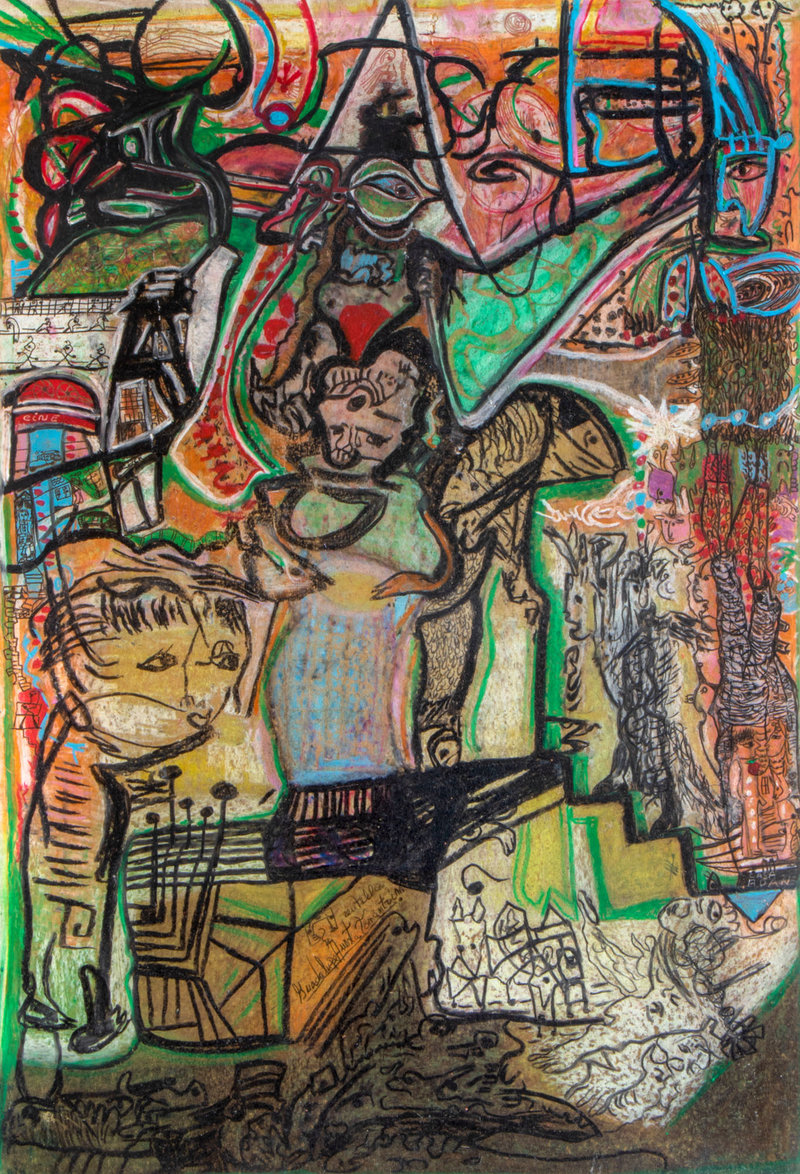 Declaración de la memoria ancestral | Guadalupe Huerta Tonantzin