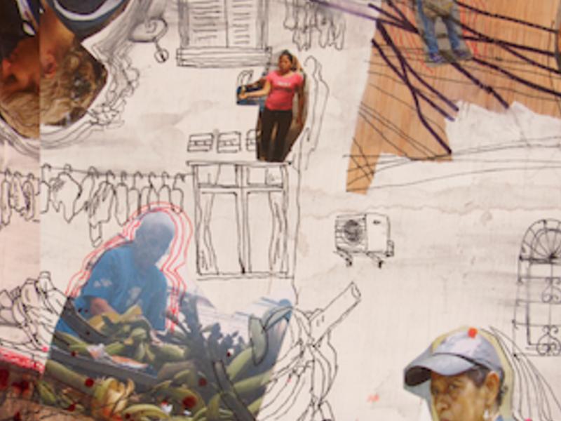Diana Gardeneira / Mujeres del Barrio Cuba