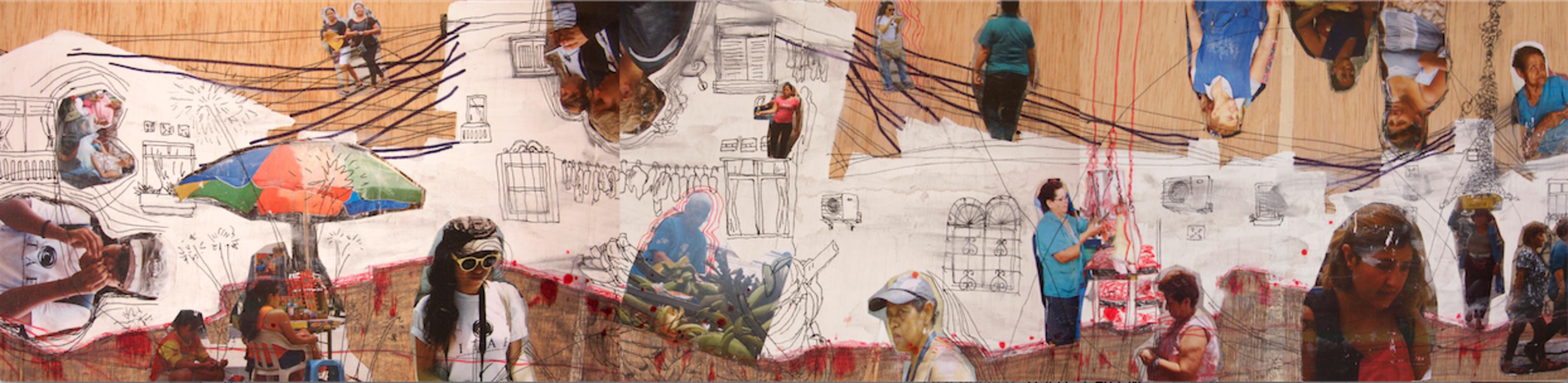 Diana Gardeneira / Mujeres del Barrio Cuba | Gardeneira Diana