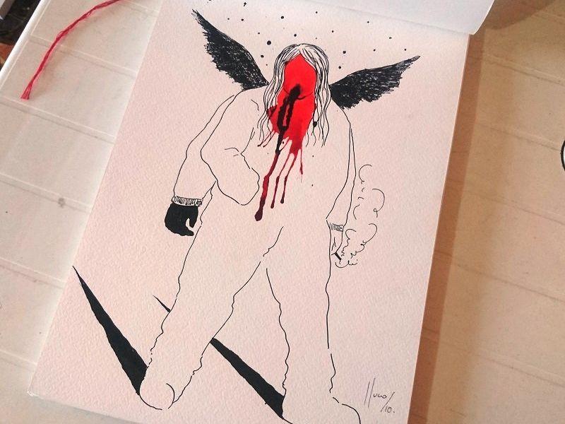 fractales /libro de artista  - Lluco Edwin | ARTEX
