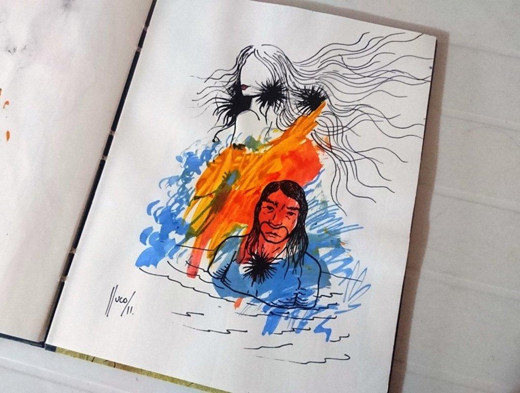 Lluco Edwin / libro de artista/objeto | Lluco Edwin