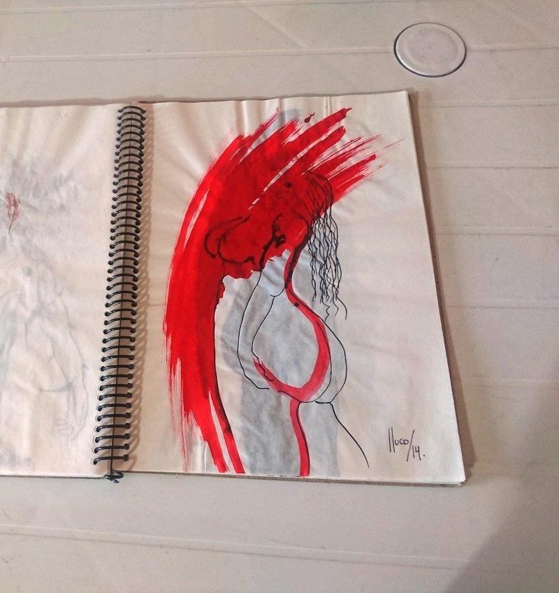 Lluco Edwin / Desfiguraciones/libro de artista | Lluco Edwin