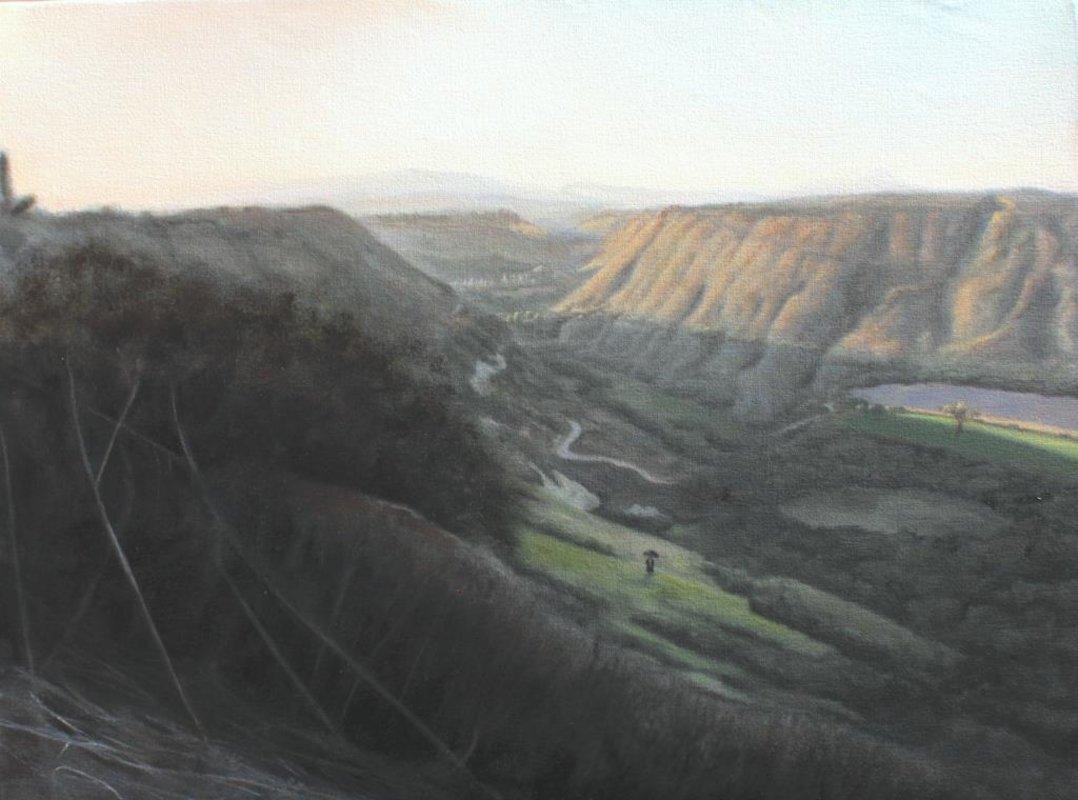 Paisaje del Quinche | Alvear Luis