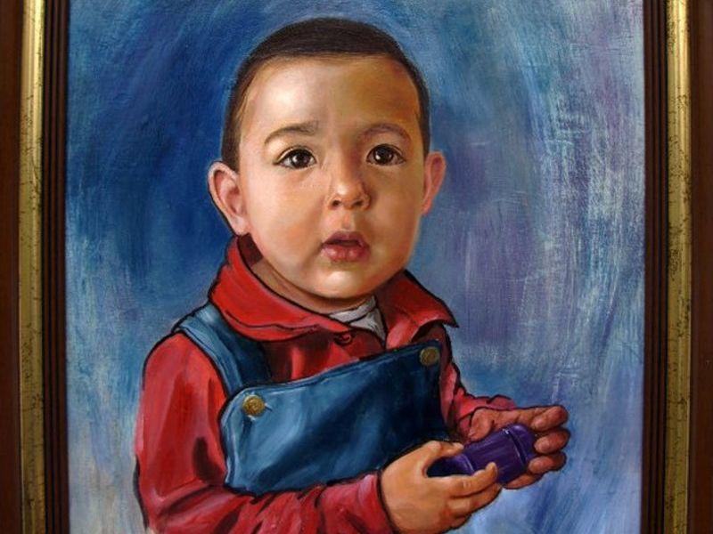 Retrato Theo
