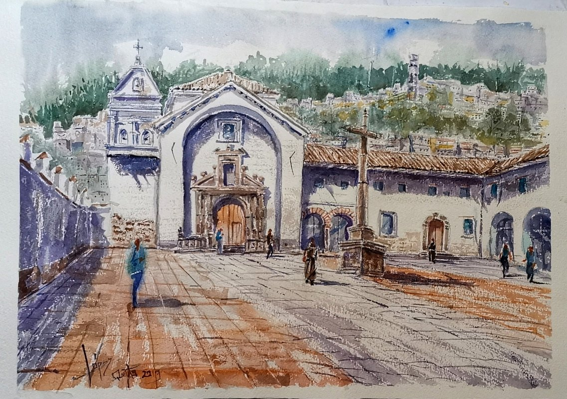 Iglesia de San Diego | López Mauricio Arturo