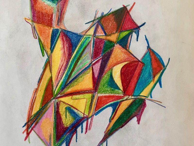 González Juan Francisco / Ensayo geométrico
