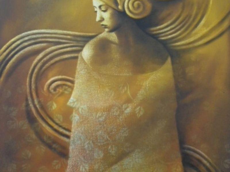 Jorge Porras / Diosa de viento