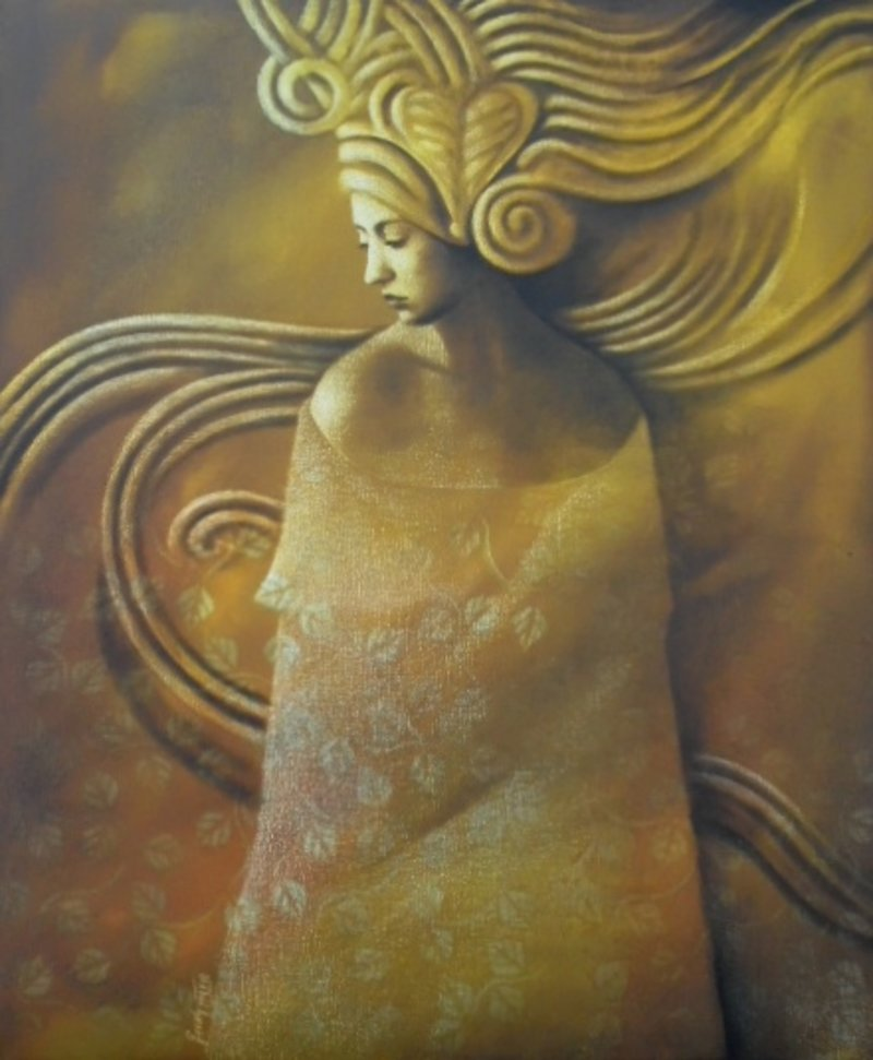 Jorge Porras / Diosa de viento | Porras Jorge