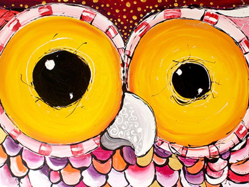 Ortiz Roberto / Ojos de buho - Ortiz Roberto | ARTEX