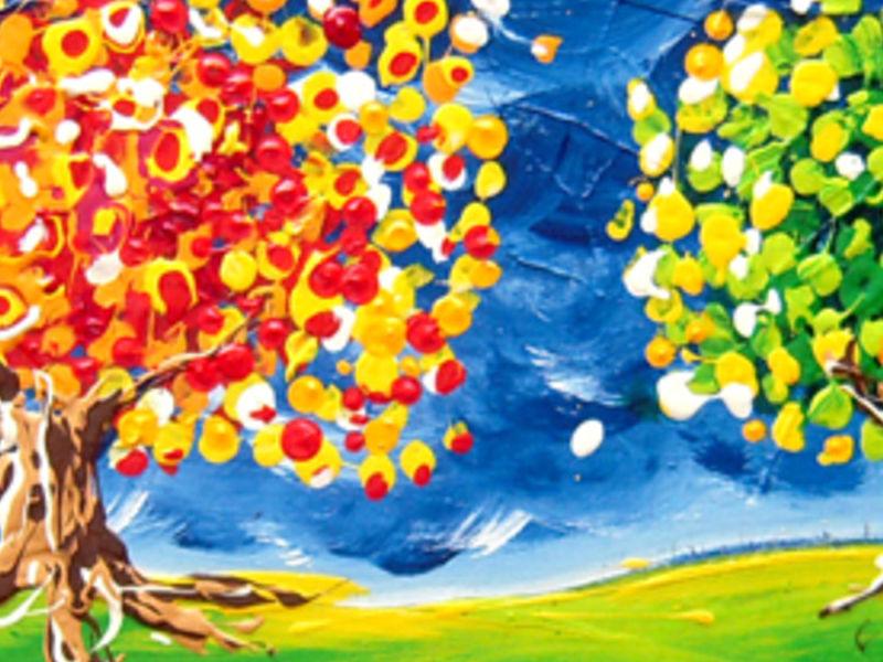 Ortiz Roberto / bosque de colores - Ortiz Roberto | ARTEX