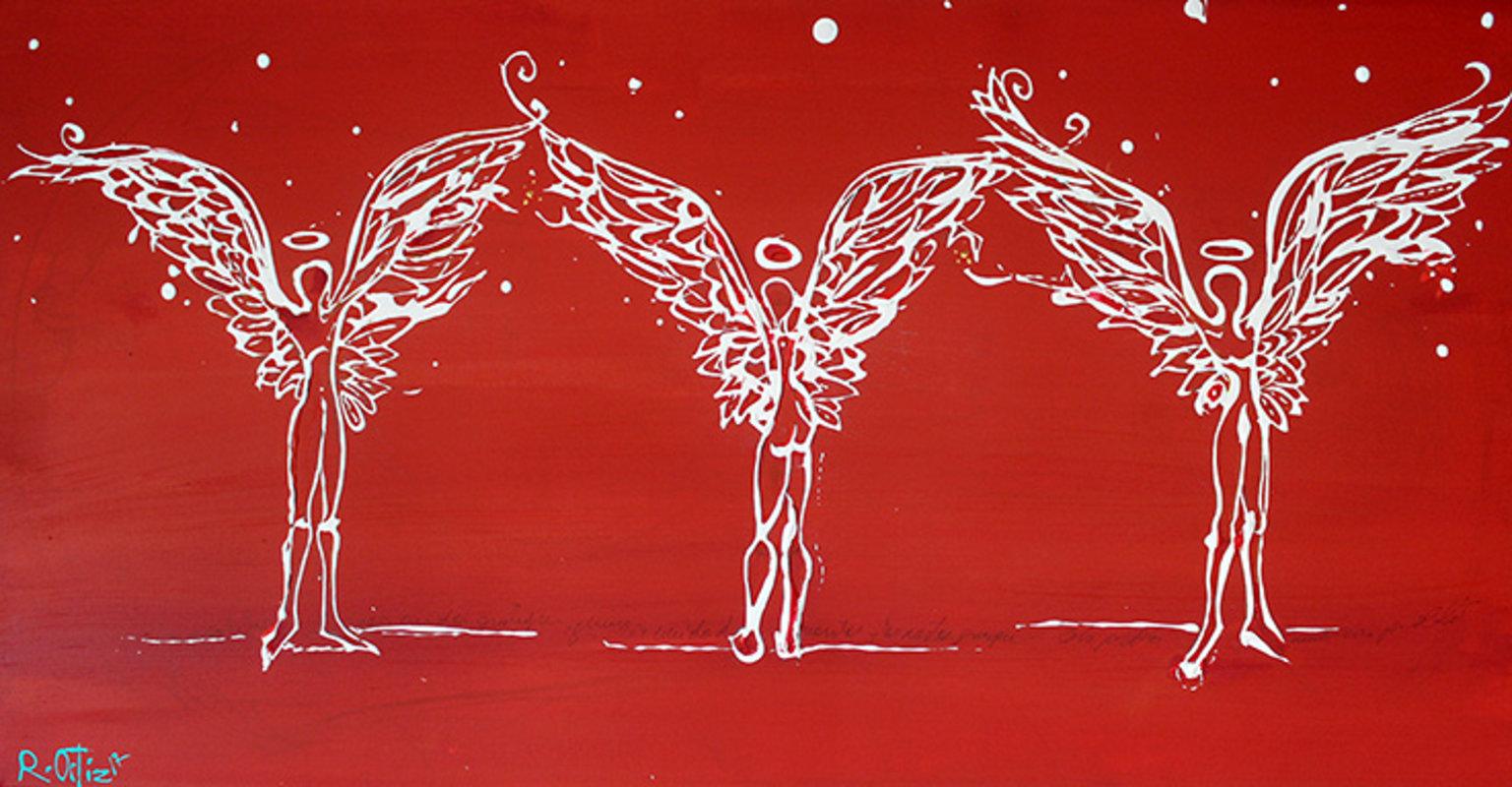 3 angelitos | Ortiz Roberto