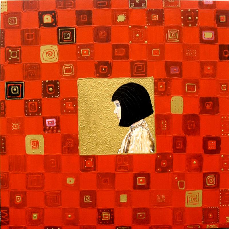 La niña del mantel... | Ortiz Roberto