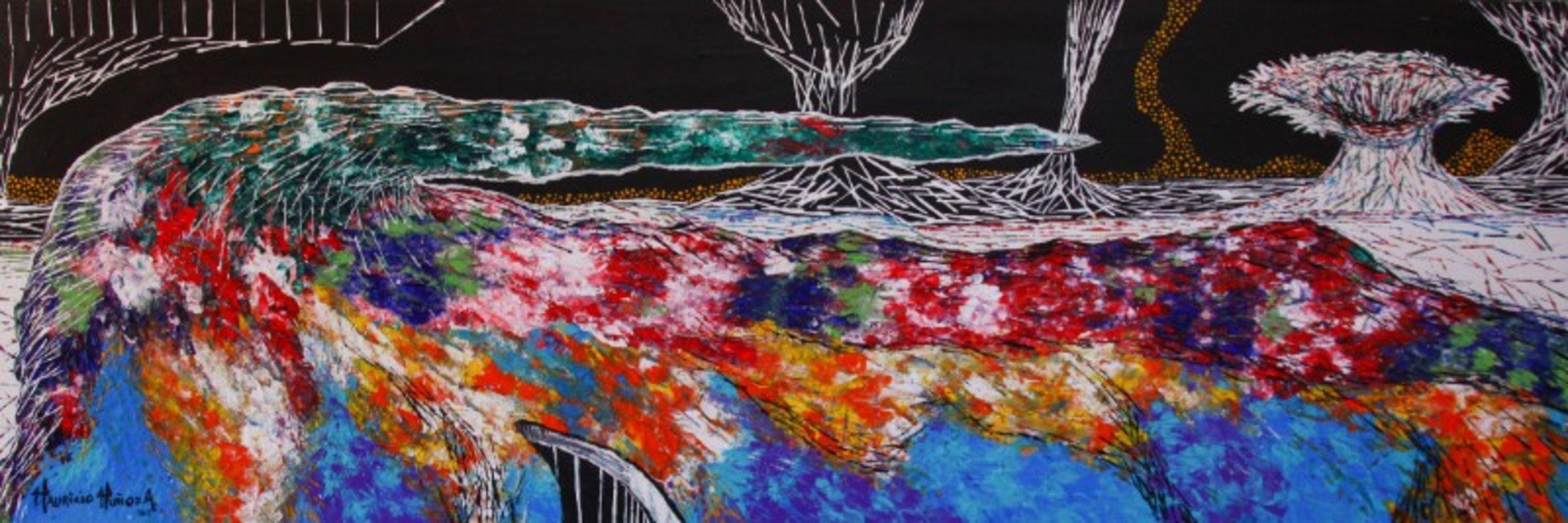 Abstracto  | Mauricio Muñoz A.