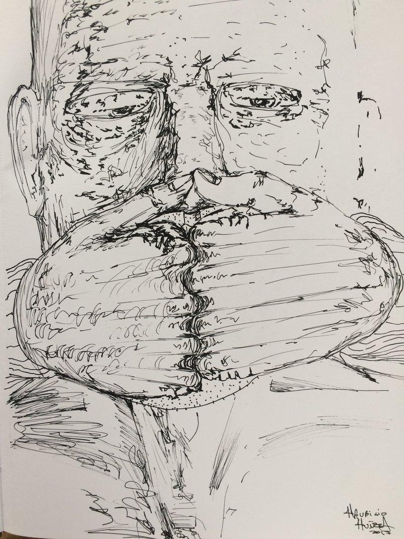 Dibujo de Rostros | Mauricio Muñoz A.