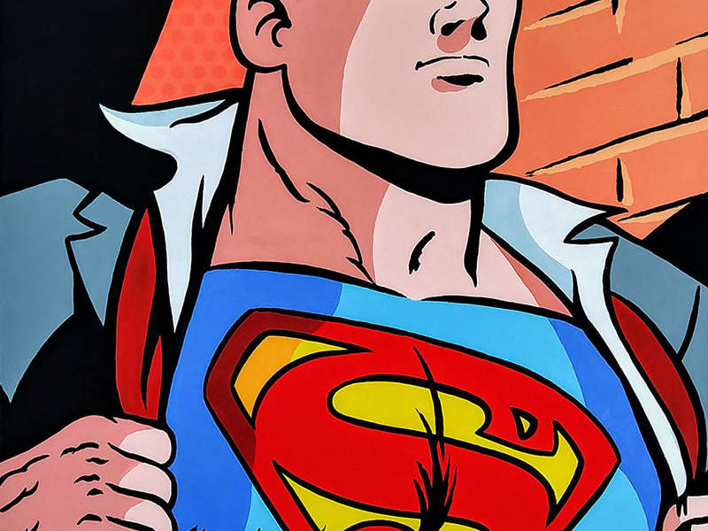 I´M SUPERMAN / POP ART