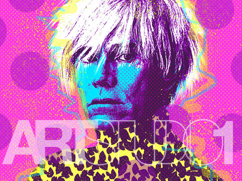 WARHOL DIGITAL / POP ART