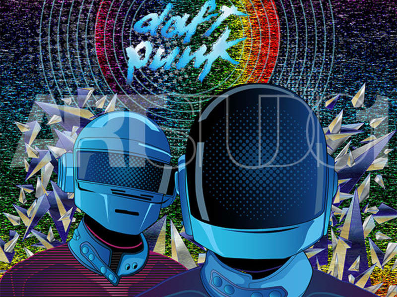 DAFT PUNK / POP ART