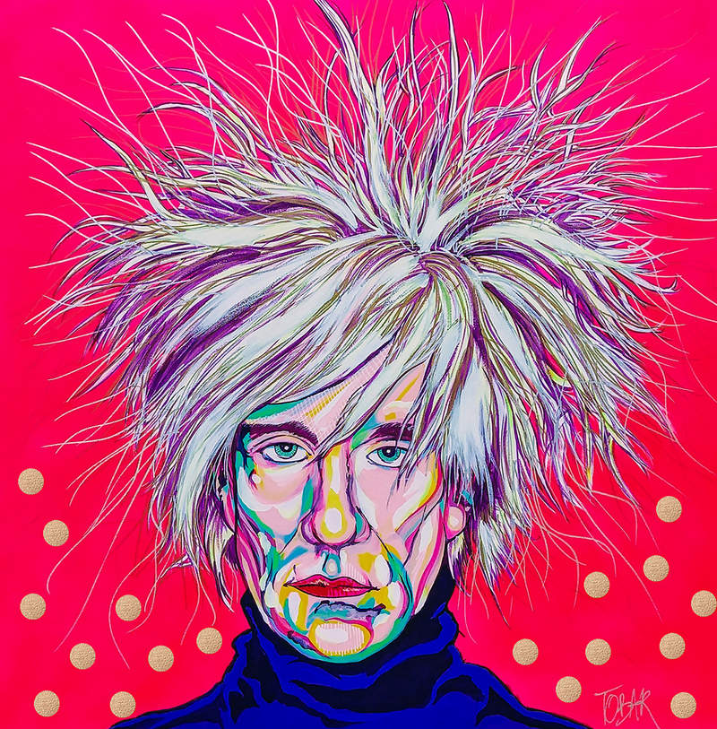 WARHOL / POP ART   Tobar Jose