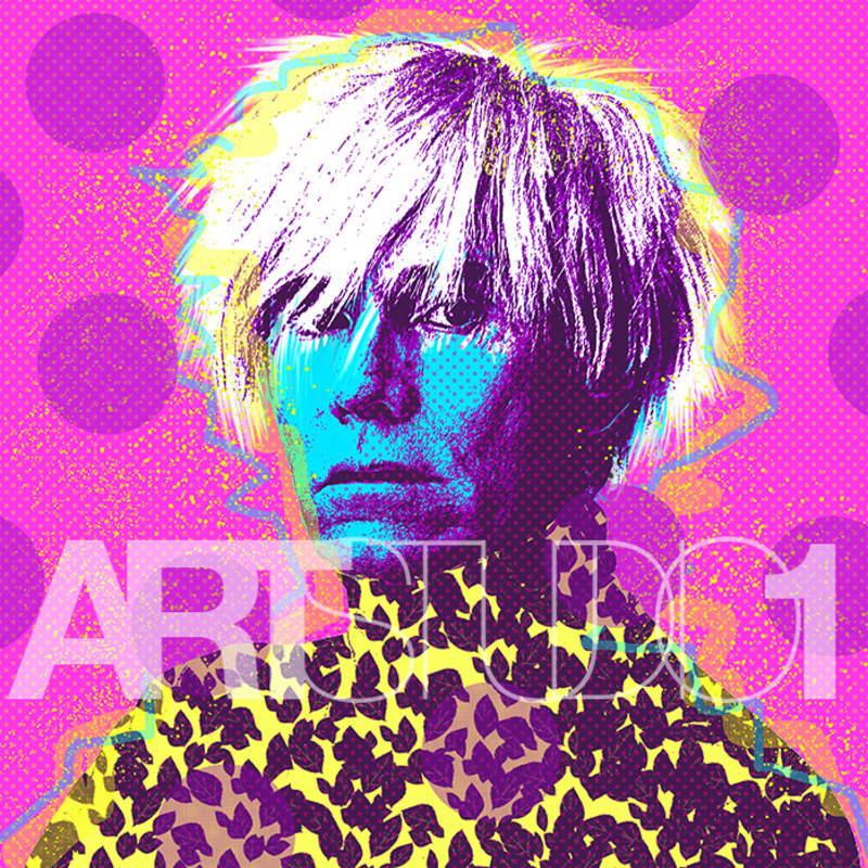 WARHOL DIGITAL / POP ART | Tobar Jose