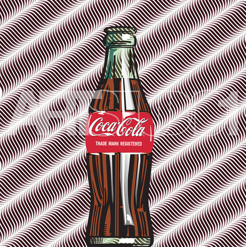 COKE OP / POP ART  | Tobar Jose