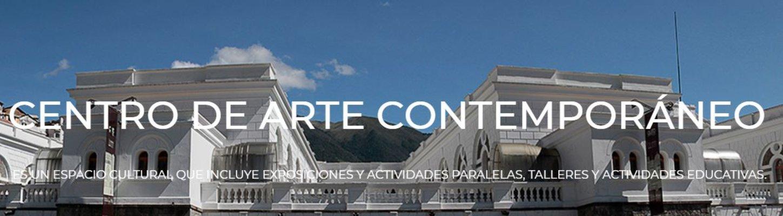 Centro de Arte Contemporaneo Ecuador | ARTEX