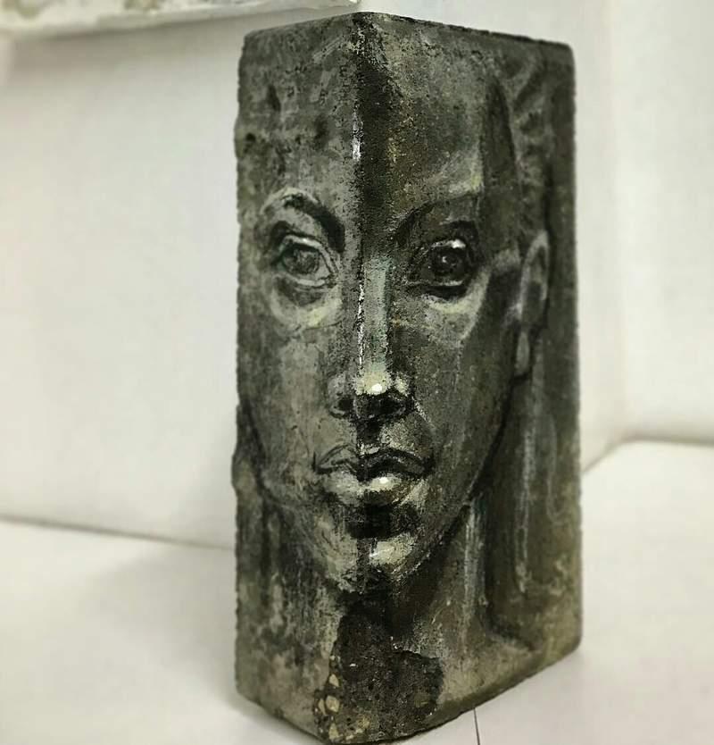 Escultura #4 | Castillo David