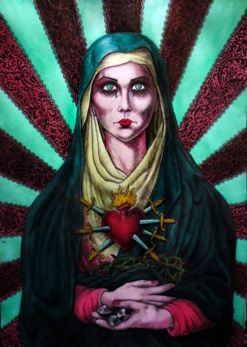 Nuestra Señora de los Dolores | Valverde Carlos
