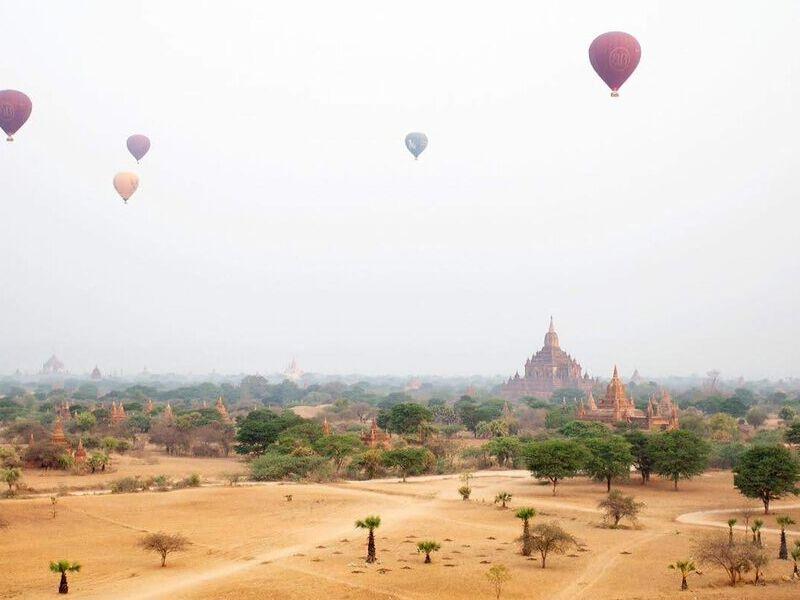 Burma by the Hour - 6 am