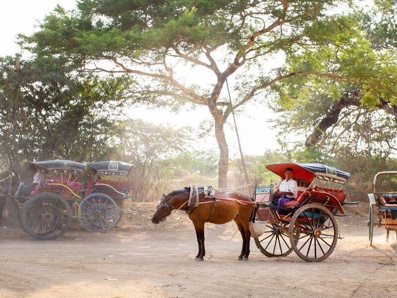 Burma by the Hour - 8 am