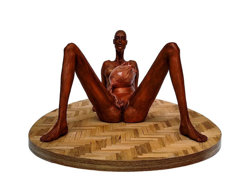 Escultura en cerámica -