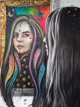Diana Armas / Alegoría de la vida