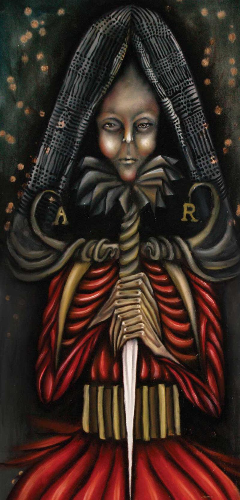 Diana Armas / La dama de la daga blanca | Armas Diana