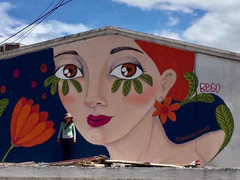 muralismo - Salas Begoña  | ARTEX