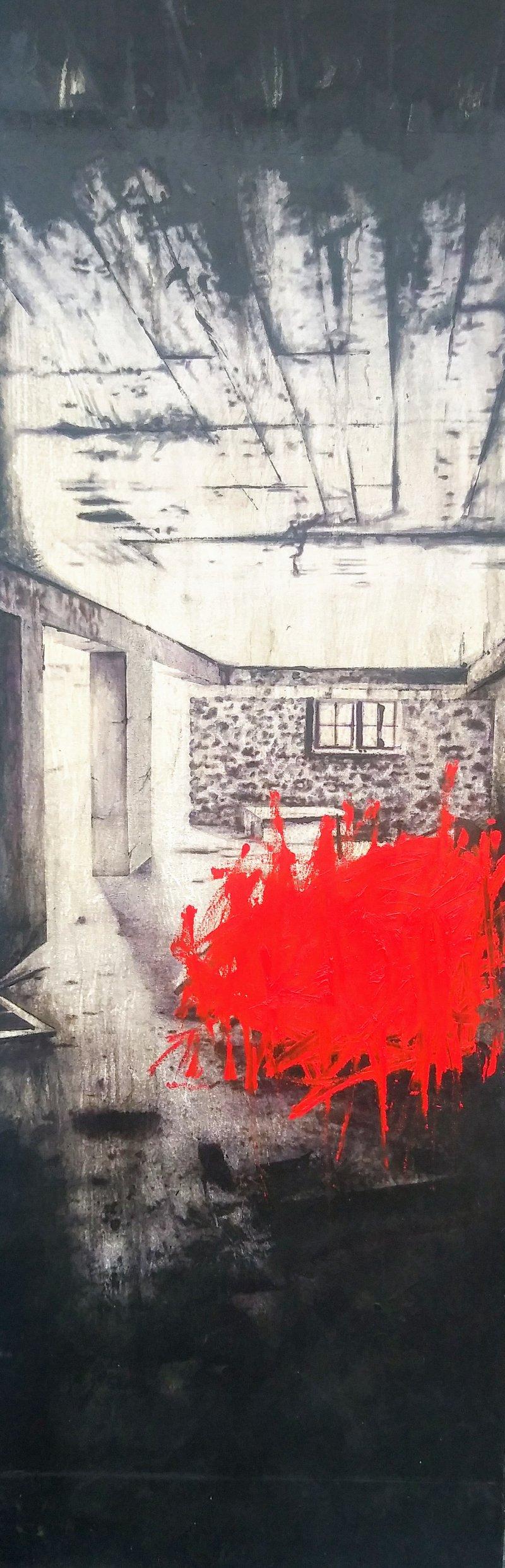 David Celi / explosión  | Celi David