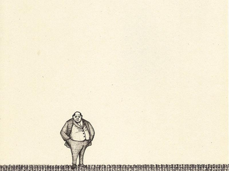 Pablo Gamboa / Detalle qwerty 8