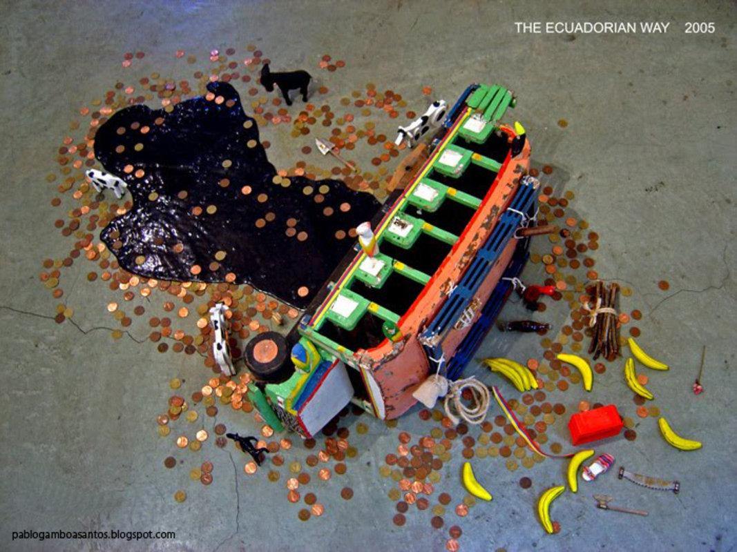 The ecuadorian way  | Gamboa Pablo