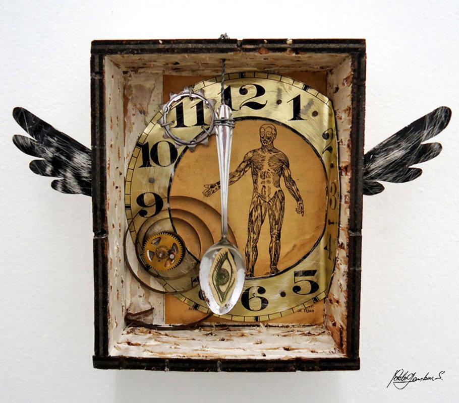 Clock | Gamboa Pablo