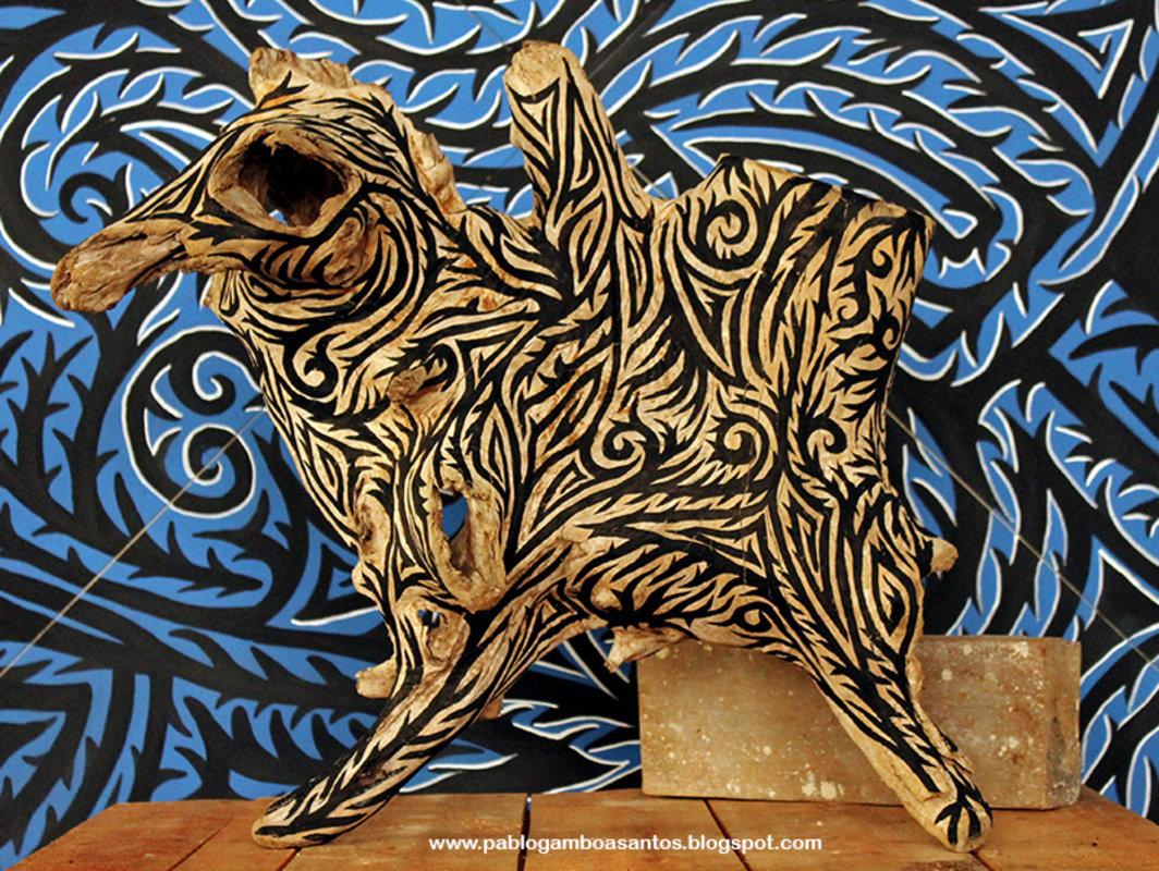 Perro de monte | Gamboa Pablo