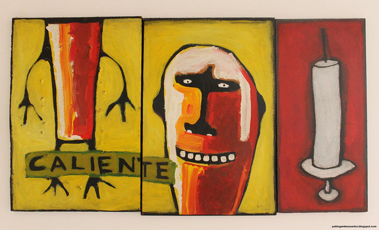 Pablo Gamboa / hot hot hot | Gamboa Pablo