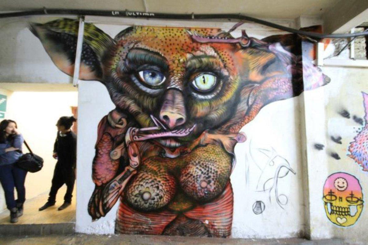 Homie mural | Que Zhinin