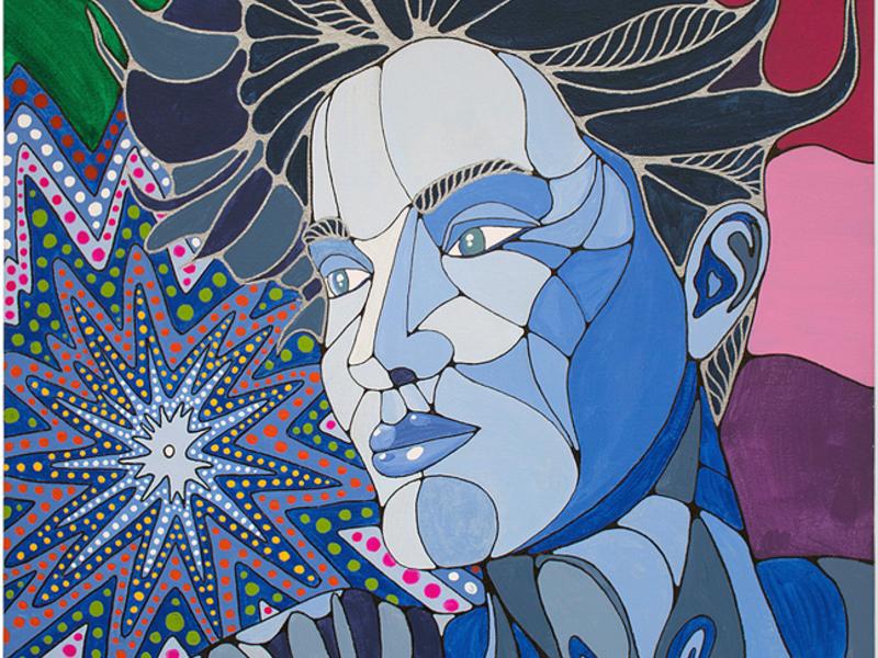 Palomeque Omar / Azul Valiente
