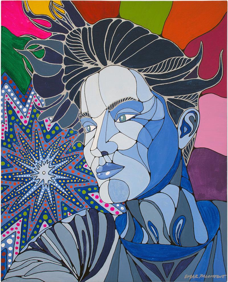 Azul Valiente | Palomeque Omar