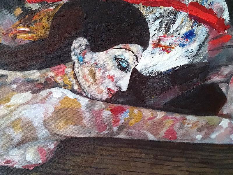 Rosero Carlos / Susana dormida