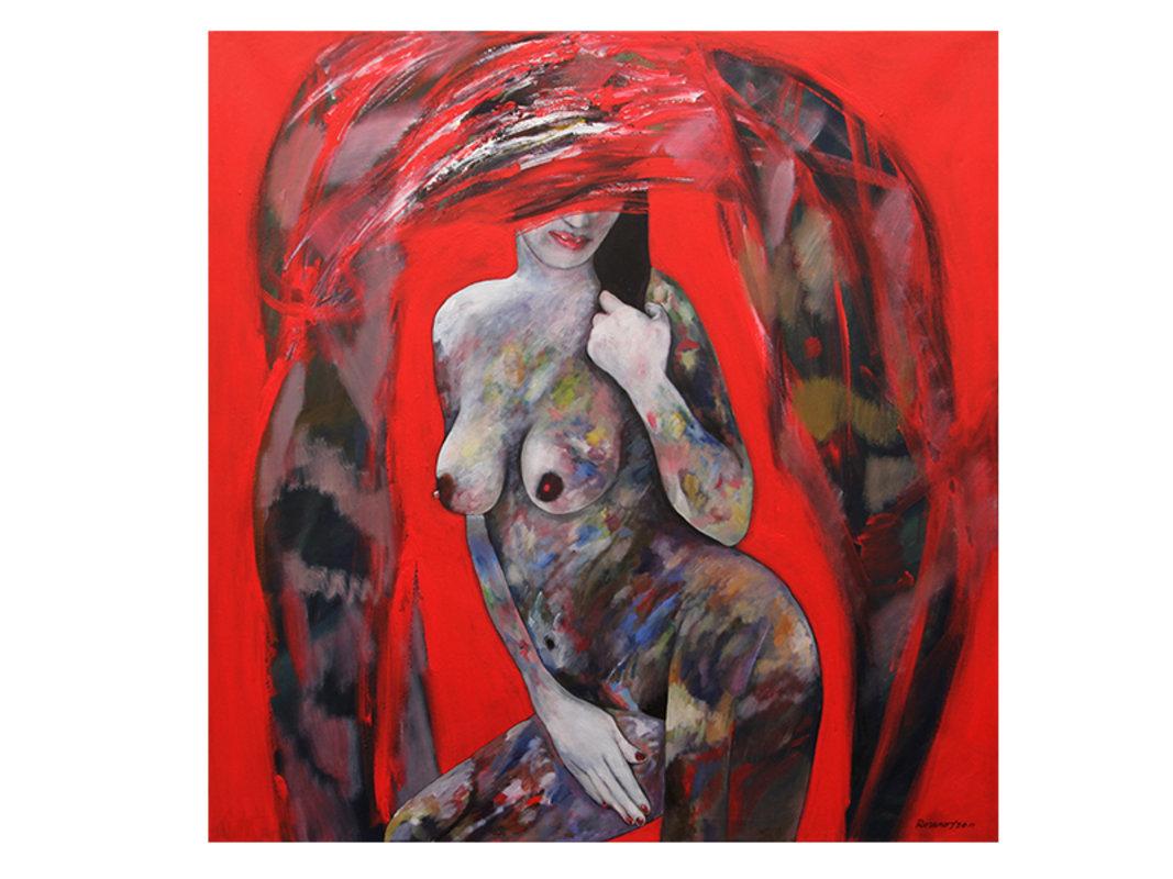 Desnudo Magma | Rosero Carlos