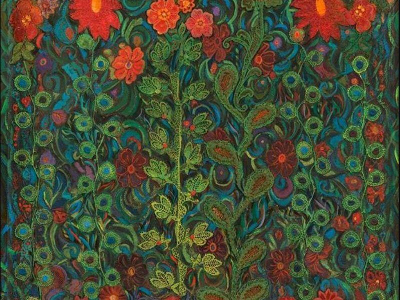 Flores Rojas