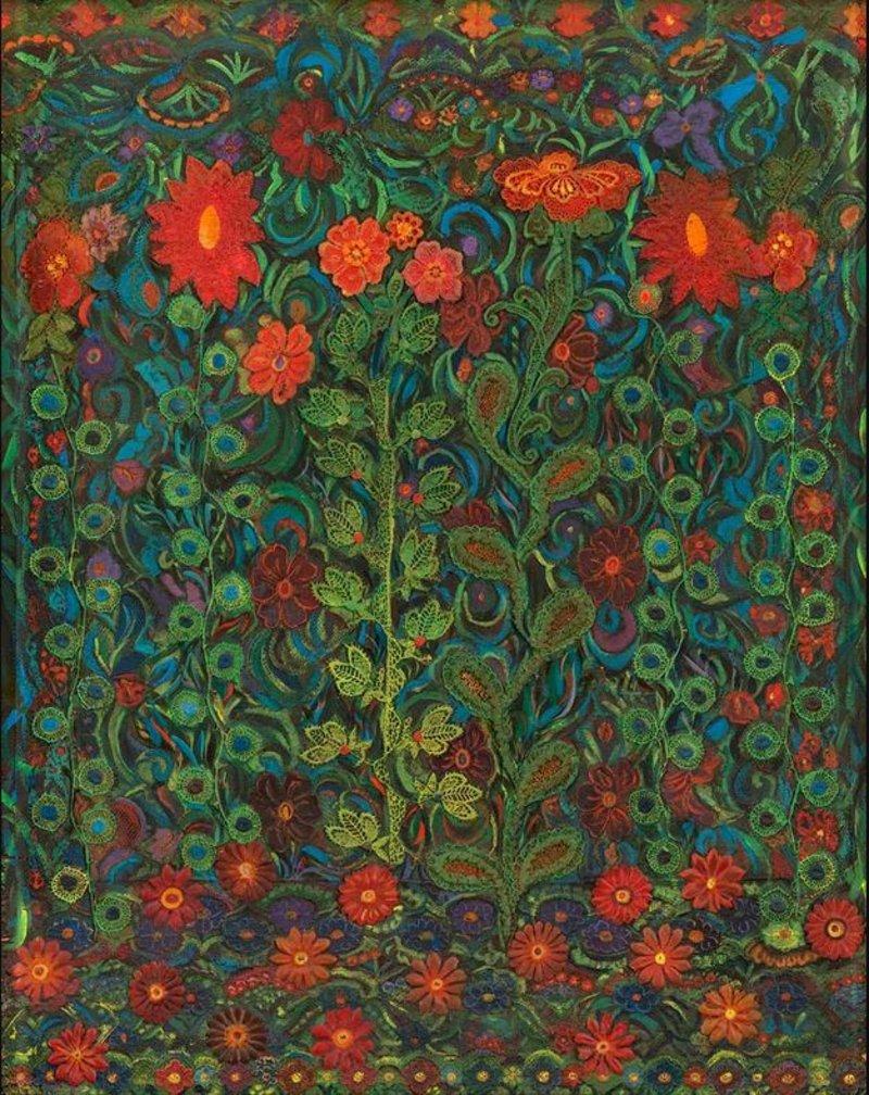 Flores Rojas | Guayasamín Dayuma