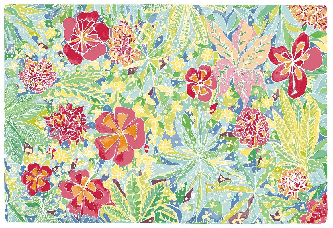 Guayasamín Dayuma / Flores Tropicales | Guayasamín Dayuma